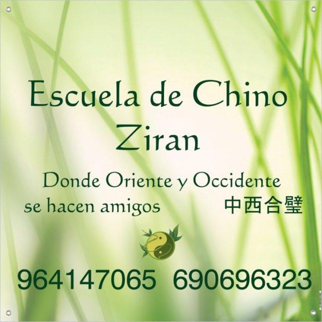 cartel escuela verde